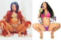 Nicki Minaj vs  Lil Kim: Where�s the Beef?