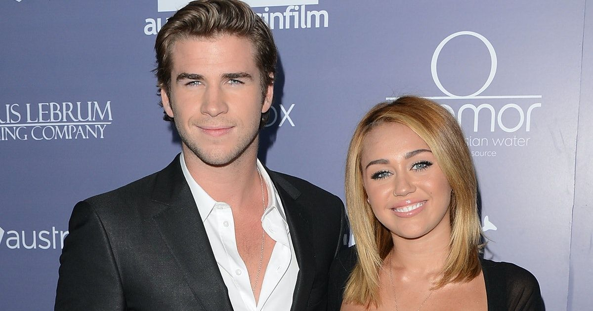 Miley Cyrus & Liam Hemsworth Seem Meant To Be & Even Though She's Changed Their Love Still Stays The Same - Bustle