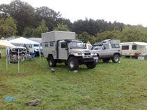 Voila un Allemand qui a r�alis� son BJ Camping Car sur base de HDJ