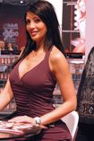 Description Yasmine Lafitte at AVN Adult Entertainment Expo 2009 jpg