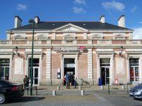 File:Gare de Quimper JPG  Wikimedia Commons