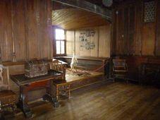 File:Marksburg 13  Jh  Raum mit Holz ausgelegt, Erker jpg  Wikimedia