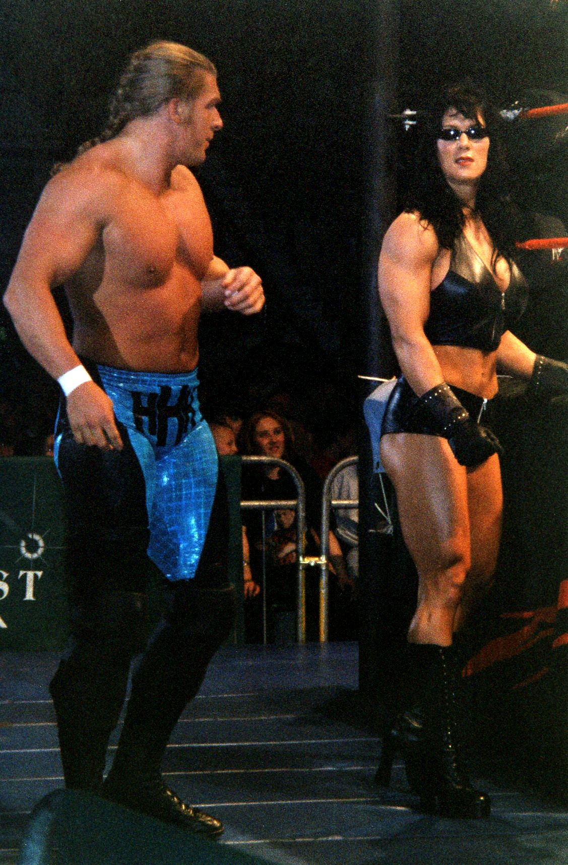 Wwe S Chyna Is The Queen Of The Ring Xxx Nitsholmes