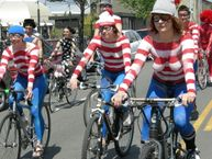 Descripci�n Fremont naked cyclists 2007  21 jpg