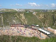 Description Lusty Glaze Beach, Newquay  geograph org uk  31613 jpg