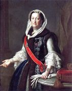 Archivo:Queen Maria Josepha, Wife of King Augustus III of Poland jpg
