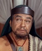 Description Edward G Robinson in The Ten Commandments film trailer jpg