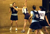 File:Netball in Pudsey jpg  Wikimedia Commons