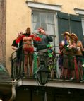 File:Mardi Gras balcony flash jpg  Wikimedia Commons