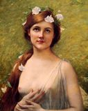 File:Young Woman with Morning Glories in Her Hair jpg  Wikipedia, the