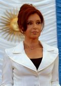 File:Presidente Cristina Fern�ndez de Kirchner jpg  Wikipedia, the
