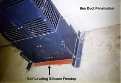 File:Bus duct penetration jpg  Wikimedia Commons