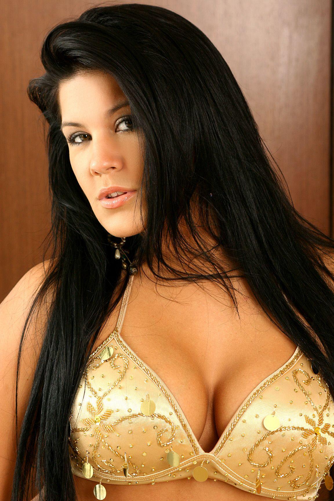 Brazilian Bruna Ferraz
