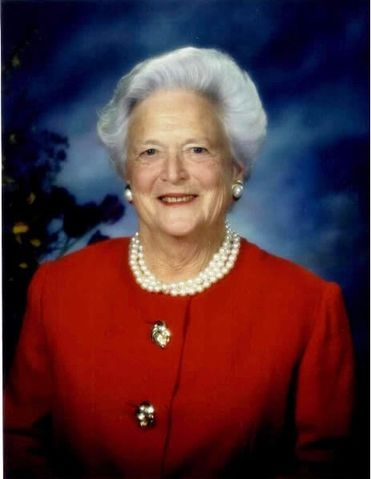 File:First Lady Barbara Bush jpg - Wikimedia Commons