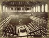 File:Old House of Commons chamber, F. G. O. Stuart.jpg  Wikipedia