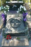 Description Selena QuintanillaPerez's grave jpg