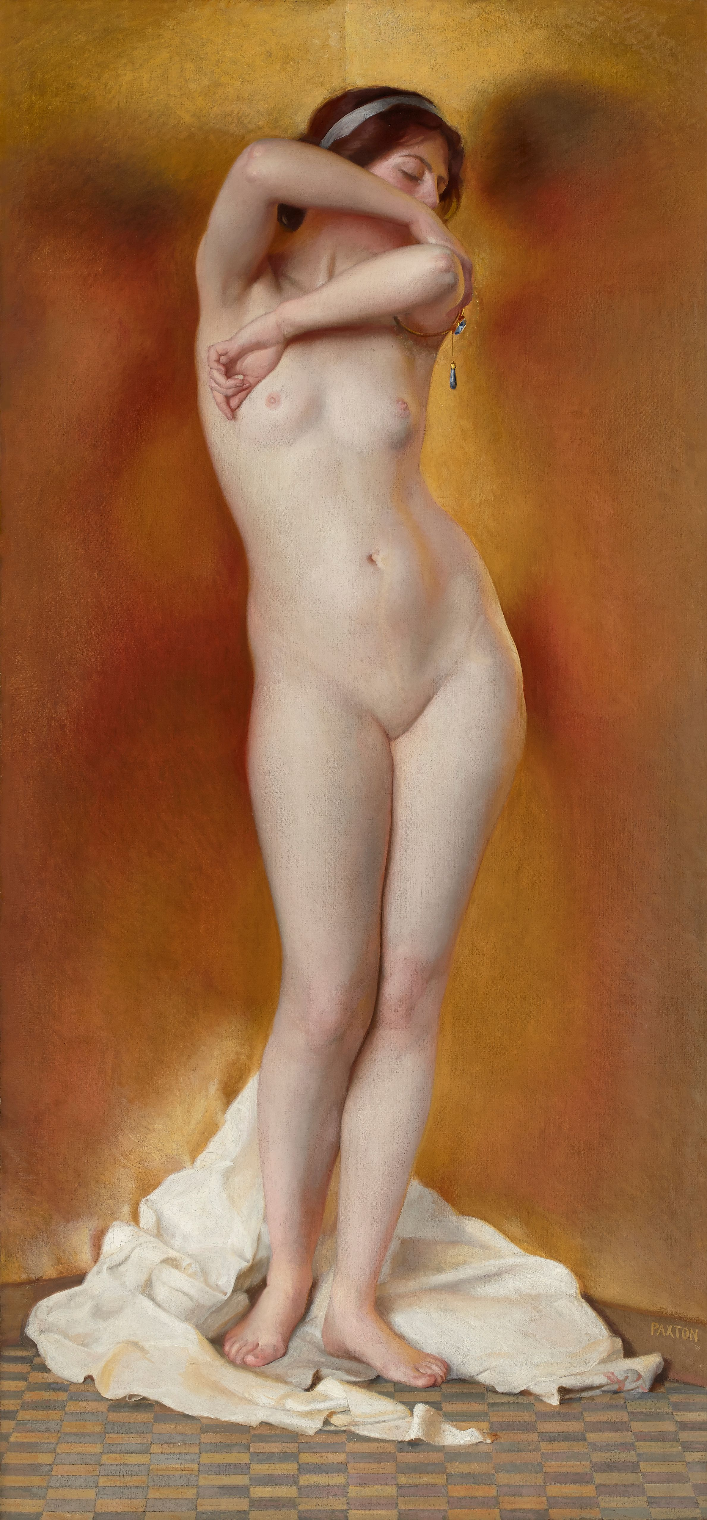 Nudity In Art