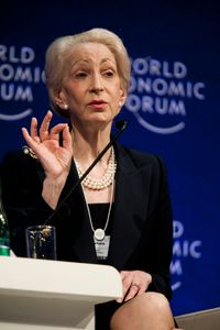 Description Lady Barbara Judge - World Economic Forum on Europe 2011