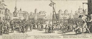 File:The Strappado by Jacques Callot jpg - Wikipedia, the free