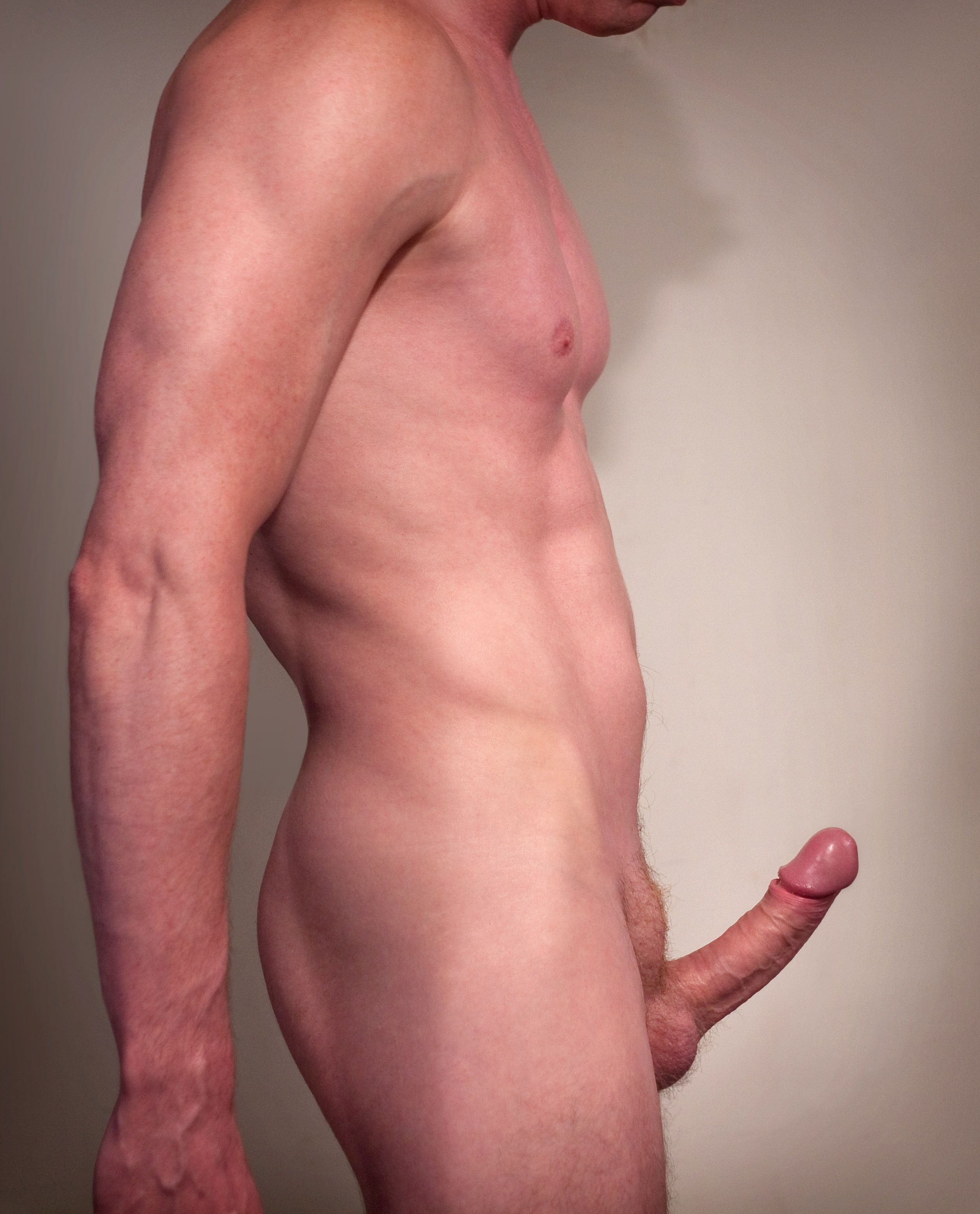Nude Males With Erect Penis