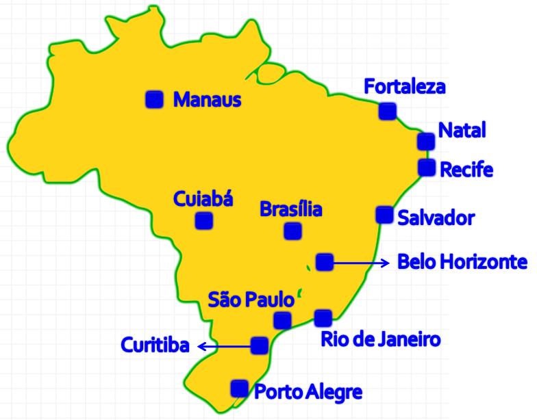 Anny Love In Brazil 07 13 2014