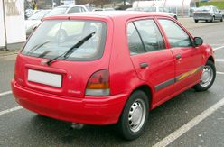File:Toyota Starlet rear 20081218 jpg  Wikimedia Commons