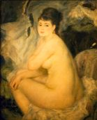 File:Nude (Nude woman sitting on a couch, Anna) jpg  Wikimedia