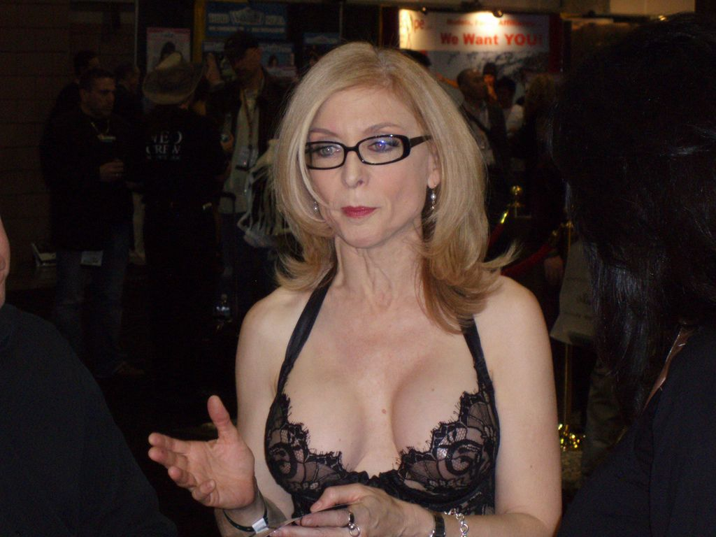 Nina Hartley Sucks And Gets Fucked
