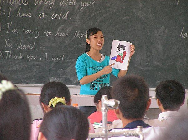 The China Teacher