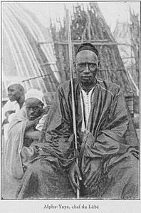 Alfa Yaya of Labé - Wikipedia, the free encyclopedia