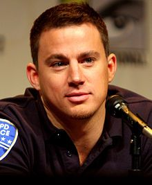 Channing Tatum bei der 2012 WonderCon Konvention (März 2012)