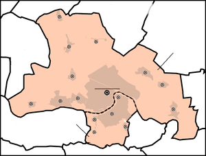 Urban Municipality of Novi Sad - Wikipedia, the free encyclopedia