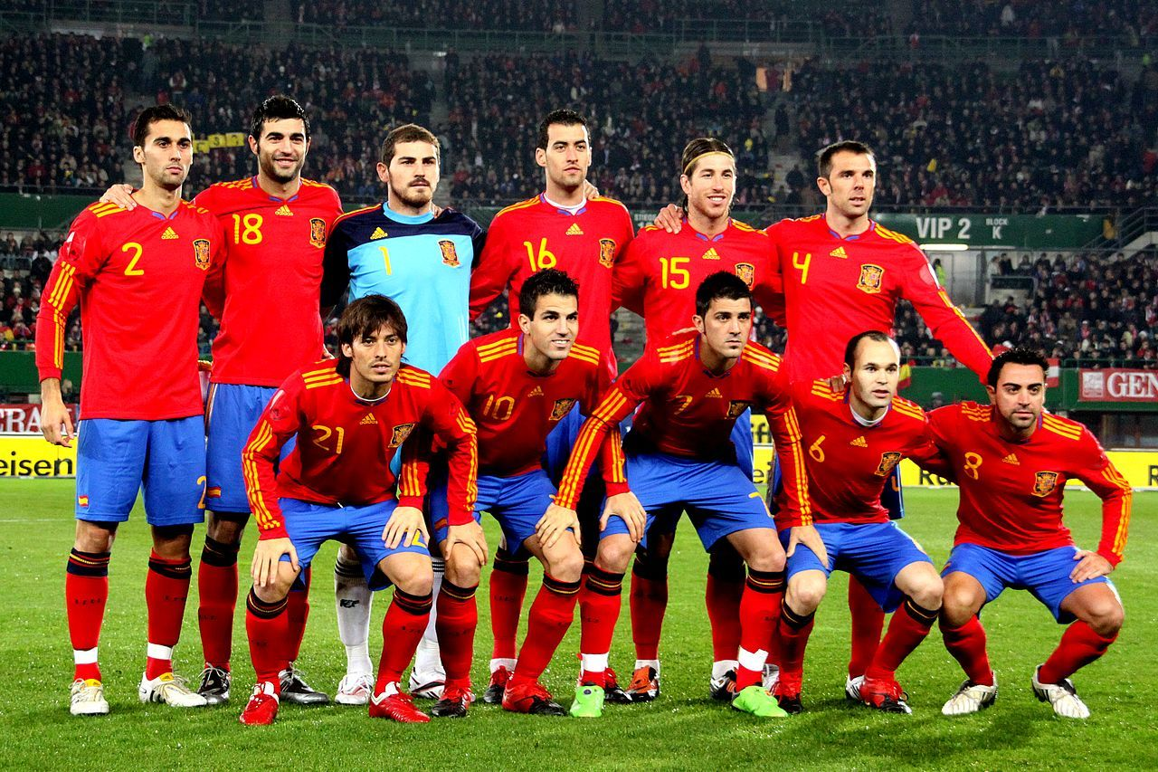 Spain National Under 18 Football Team5