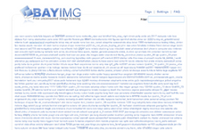 BayImg front page