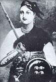 Rani Lakshmibai  Wikipedia, the free encyclopedia