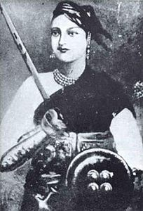 Rani Lakshmibai - Wikipedia, the free encyclopedia