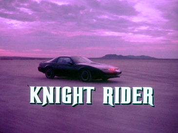 Knight Rider Painter