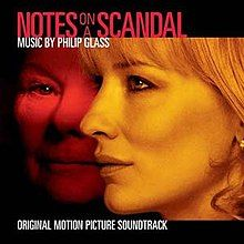 Note Original Scandal Soundtrack