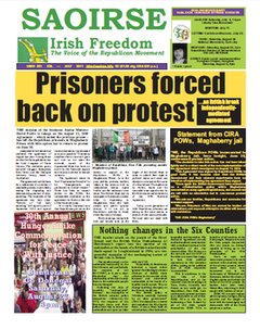 Saoirse Irish Freedom