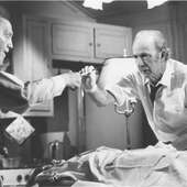 Sam Jaffe And Jack Albertson In Serling S 1976 Posthumous Tv