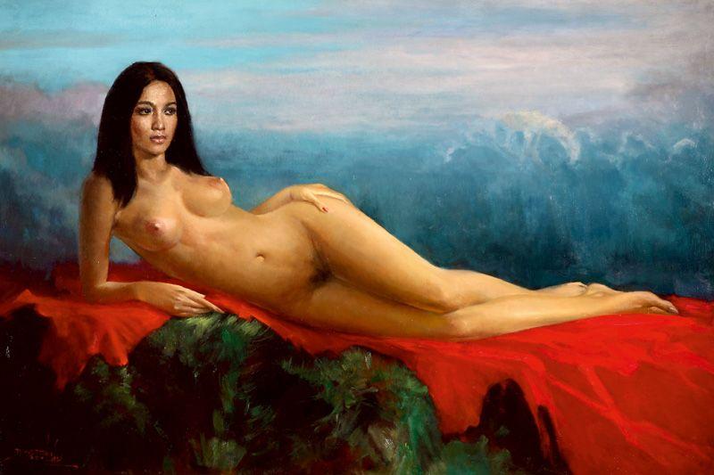 Realistic Nude