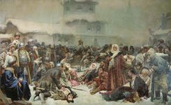 Martha the Mayoress. Destruction of Novgorod by Ivan III.  Klavdy