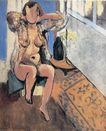 Nude, Spanish Carpet  Henri Matisse  WikiPaintings org