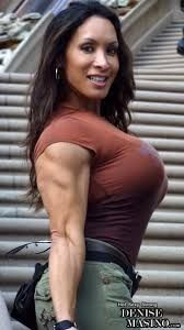 Denise Masino 40 Female Bodybuilder