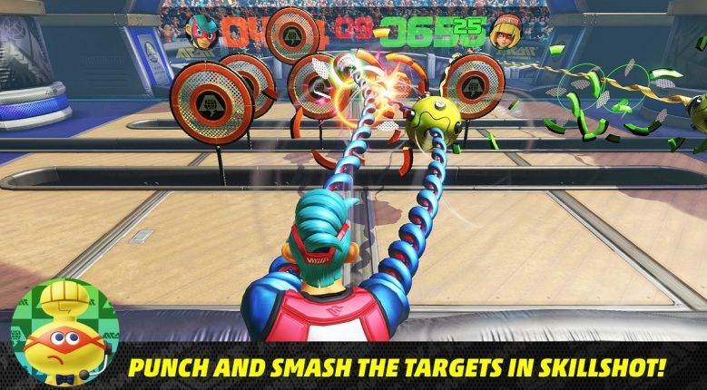 Watch us play Arms for Nintendo Switch - VentureBeat