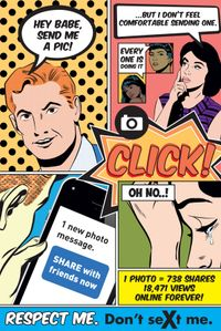 Sexting – one moment can lead to a lifetime of consequences