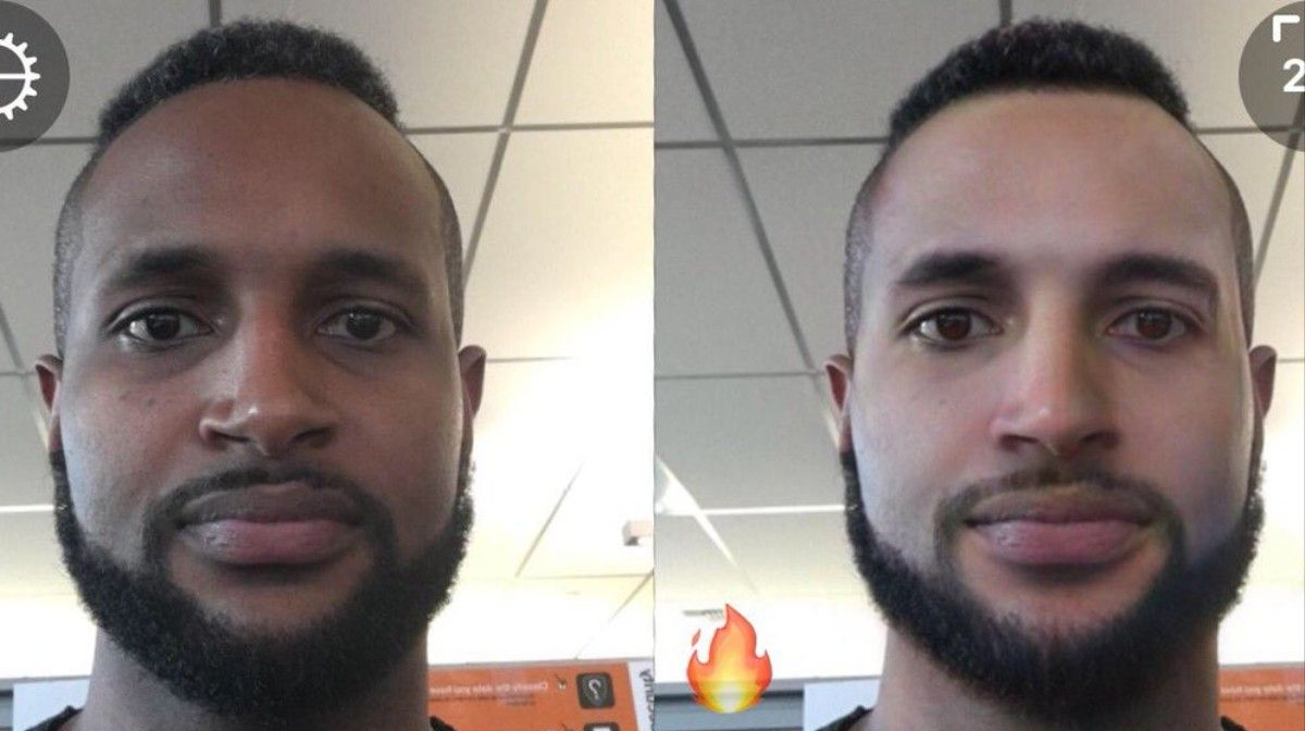 That Viral 'FaceApp' Is Making Everyone Look Whiter
