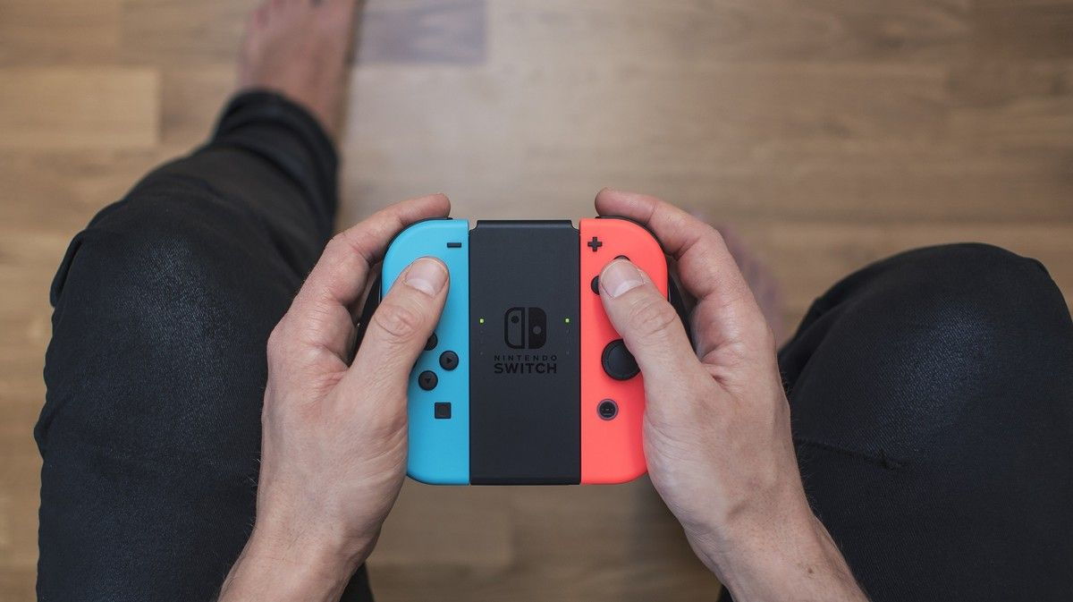 Nintendo Shipping The Switch By Air Shows How Complex Supply Chains Are