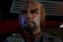 Is a �Star Trek� Worf TV Series Moving Closer to Reality?