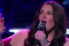 Kree Harrison Sings �What the World Needs Now Is Love� on
